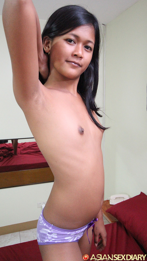 Hot Skinny Asian Porn