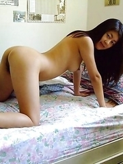 Hot and sexy Asian girlfriends get naughty